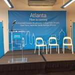 Google Fiber in ATL is officially official. At presser now. http://t.co/7iZcL9EjD7