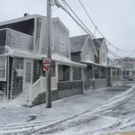 Twitter / @WBUR: PHOTOS: Major snowstorm hi ...