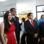 Diputados electos Athenas Athanasiadis, 4-5; Carlos Santana, 9-1; Jorge Rosas, 4-6, reciben sus credenciales en el TE http://t.co/Kw75LBjxfX