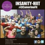 Quieres cambiar tu figura en este verano? En @ElCamerinoDance tienen a los mejores instructores para hacerlo!! http://t.co/yeaDgLXZ6p