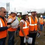 Diputados visitan obra de ampliación del Canal de #Panamá http://t.co/F7urQPhBnY http://t.co/RdCQgcPZpL