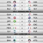 Pre-Mundial Futbol playa, Panamá en Grupo D con Guatemala, Costa Rica e Islas Vírgenes @SomosLaSele @tvnnoticias http://t.co/gFlrgRV2vB