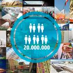 20 millones de personas se estima que visitarán la @Expo2015Milano http://t.co/v4pUo3qVBZ