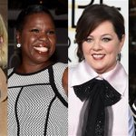 Are these 4 actresses the new 'Ghostbusters'? See director's hint... http://t.co/YPeXsWlaSe
