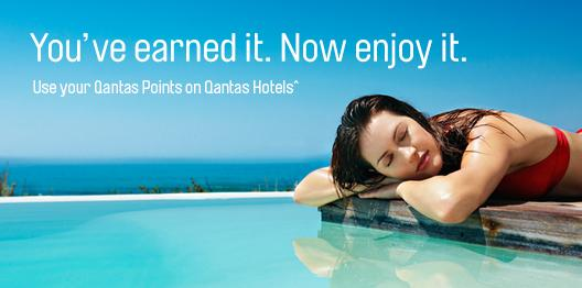 Use your QantasPoints to book a hotel on your next trip.