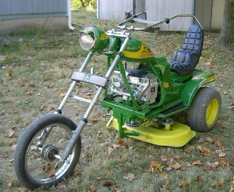 Born To Be Mowed? Easy Riding Mower? Or...? #transformationtuesday #harborfreight http://t.co/PukOgHC0vL