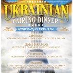 Our Ukrainian Pairing Dinner Tomorrow Night! Book Reservations! @DowntownVentura @VCSoCal #ventura #oxnard #camarillo http://t.co/j1glmZhrHc