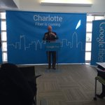 .@google #fiberCLT: Mayor Clodfelter: the wait is over. We can confirm Google fiber is coming to Charlotte http://t.co/X1pJgA7xpD
