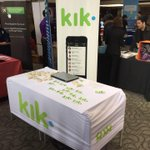 Were at the #EntSocShowcase in the @UWaterloo SLC Great Hall until 3PM. Come check us out! @UWEntSoc http://t.co/xBvyKwejRr