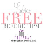 $2 Thursday is the move after the pageant ! #2DollarThursday http://t.co/GV6ylzZKS1