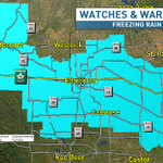 As discussed yesterday on @cbcedmonton, risk of freezing rain this aft/evening for #yeg & area #cbc #yegwx http://t.co/qrlqL1NfWl