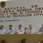 Reconoce @SEGOB_mx labor de gobierno de @nunezarturo en materia de protección civil. http://t.co/JZ0EvZChNK http://t.co/3q6hc5oo6F