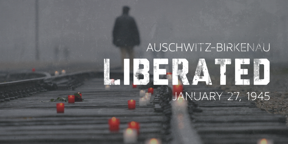 We'll never forget the victims of & all those #liberated from the deplorable #Auschwitz70 yrs ago today. http://t.co/GUxl5PccTZ