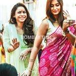 RT @priyaguptatimes: That's Ileana DCruz dancing at Anurag Basu & Pritam's Saraswati puja..@basuanurag @ileana_official, @ipritamofficial h…
