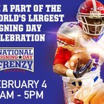 Celebrate National Signing Day with @929TheGame @scoreatlanta @StarsnStrikesGA Sandy Springs @RickAndJamie929 http://t.co/ulwasbXWeH