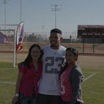 Joe Haden the 1st NFL player to be named Special Olympics Global Ambassador [Watch] http://t.co/iUBUuUXUNI http://t.co/uYGOwL0A3g