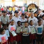 Inauguración oficial de las Colonias Infantiles de verano 2015 del Club de Leones de Panamá http://t.co/7biev7B2X5 http://t.co/hEJq4TSBrf