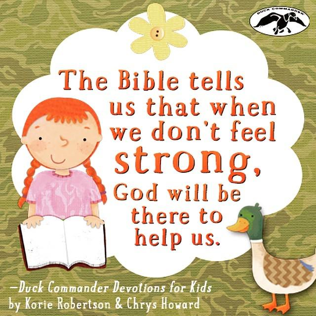 We can't wait to get this book into your hands!! #DuckCommander Devotions for Kids is co... http://t.co/C2R5O3vOIv http://t.co/qUslESl1pQ