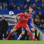 HALF-TIME: It remains 0-0 on the night at Stamford Bridge between #LFC and Chelsea after an absorbing opening half http://t.co/6freajpQlz