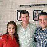 Gracias a @rociojimenez15 y @jcarloshuerta por el espacio en su programa #PanomaraSinReservas. http://t.co/U6Pfmkj43l