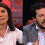 Guardate bene, eh? Ora #Salvini asfalta la #Bonafè a #diMartedì... 3, 2, 1... stay tuned! http://t.co/zW86CGv4RG