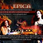 @Epica @SimoneSimons Willkommen in Deutschland !. EPICA http://t.co/Uqg3WEHZJL (#QRockStationLisT #RadioQrocK) http://t.co/xjUefVo5lw
