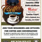 Come join us for #CoffeeWithACop at @WestfieldSA, tomorrow Jan 29, 8-10am! ^TL http://t.co/FLpJKSTWvI