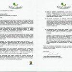 @bolivarganador @JCGossain bravo gobernador!!!! Así es, con respeto y precisión es que se habla y se gobierna. http://t.co/gGJ0FTUus4