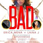 """@RealShiive: -🔥 w/@iamErica_Mena  #BAD http://t.co/ZcDLKsQhfO"""""""