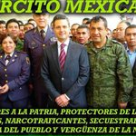 #gdl RT @GhosReconMEXICO: http://t.co/1xGqmcfYo9 @ARISTOTELESSD #NARCOejercito http://t.co/qllwZWJtVp @AristotelesSD #MontajesTELEVISA @EPN