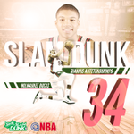 2015 #SpriteSlam Dunk Contest participant @G_ante34 of the @Bucks! #NBAAllStarNYC http://t.co/JdAGH6u3Eb http://t.co/I6nQO3Nnrn