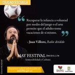 ¡Desde mañana Hay Festival en Medellín!  Sintoniza @Telemedellin y conoce detalles #EnMiCasaConAníbal. http://t.co/PyzeUFkvnR