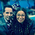 RT @RobMaaddi: Pleasure meeting @JordinSparks & she's not just a great singer but pretty impressive doing play-by-play