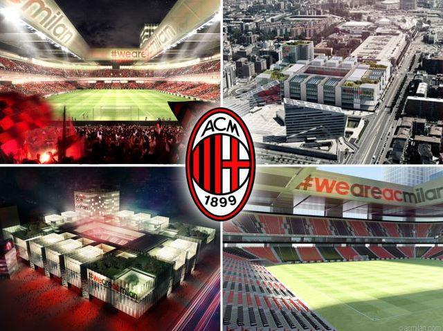 Milan chiến thắng dự án Portello
