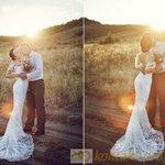 Twitter / @kontakt_pro: свадебное платье по супер ...