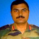 Army officer who was awarded gallantry medal this Republic Day, killed in fierce J&K gunfight http://t.co/qA1FRffhsg http://t.co/Lad0BskqH3