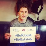 En passant, Gallagher veut aussi voir vos tweets #BellCause. / FYI, @BGALLY17 wants you to tweet #BellLetsTalk. http://t.co/SYxmcipLh9