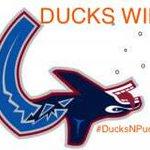 Twitter / @DucksNPucks: @AnaheimDucks win and are ...