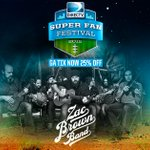 Want to be our VIP guest tomorrow night to see @ZacBrownBand? RT for a chance to win tickets! #SuperFanFest http://t.co/hHyePL953Z