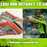Twitter / @ThunderBBL: Follow and RT before the e ...