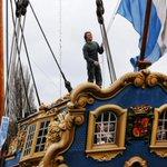 Statenjacht de Utrecht in film Michiel de Ruyter http://t.co/Vms2OXa5rH http://t.co/NFXMqzJx62