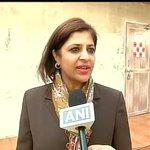 Twitter / @ANI_news: If Kiran ji was inclined t ...
