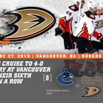 Twitter / @AnaheimDucks: INFOGRAPHIC: All the notes ...