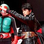 Twitter / @cinematoday: [映画]及川光博、幻の仮面ライダー3号に大抜てき!夢 ...