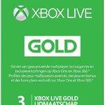 RT, volg en win! @Xbox_NL Per 100 nieuwe volgers geven we één van de 4 Xbox Live Gold (3 mnd) abonnementen weg! http://t.co/8VMImvxiG4