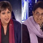 Arvind Kejriwal is highly toxic, an expert in defamation, Kiran Bedi tells NDTV http://t.co/tnjpfdDPlW