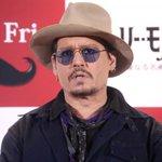 Twitter / @cinematoday: [映画]ジョニー・デップがドタキャン謝罪「怪獣にやら ...