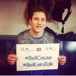 Aujourdhui, tout le monde faire une différence en posant un geste tellement simple. #BellCause merci @BGALLY17 http://t.co/Nhwz7E1S5j
