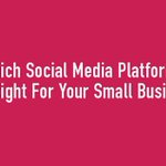 Which Social Media Platforms Are Right For YOUR Business? http://t.co/EO3NLOhZoD #Marketing #KPRS http://t.co/m5Db7PLIRX