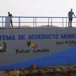 [ATENCIÓN] HOY @JCGossain entrega nuevo sistema de acueducto en #Simití. La #RevoluciónDelAgua continúa en #Bolívar. http://t.co/JF7wWo6pmo
